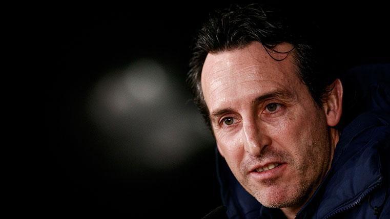 Unai Emery deja caer que quiere a uno de los 'pesos pesados' del Barcelona en el Arsenal