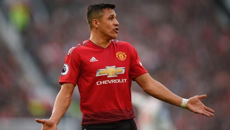 El Manchester United encuentra al fichaje ideal para relevar a Alexis Sánchez
