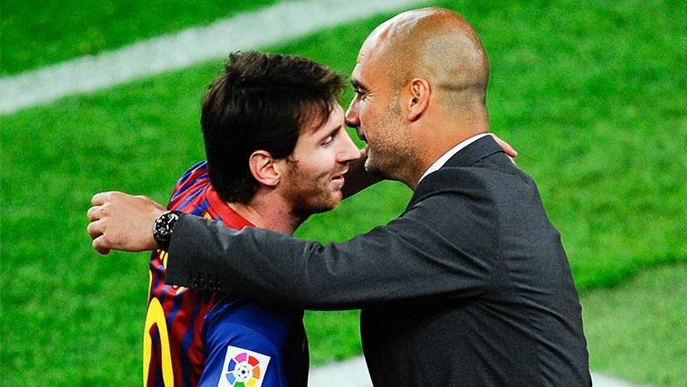 Shearer cree que Messi es el gran obstáculo para Guardiola en la Champions