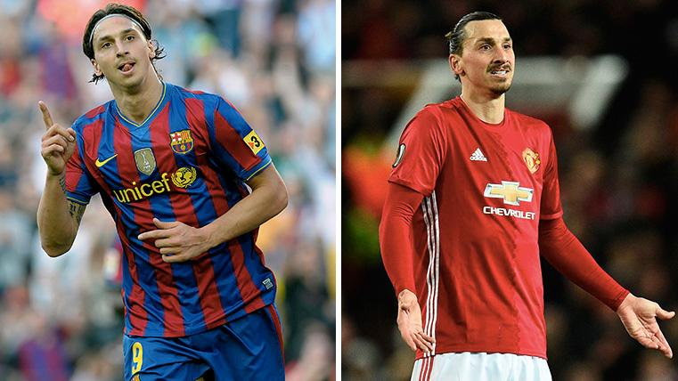 Ocho futbolistas que llegaron a jugar en FC Barcelona y Manchester United