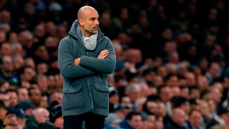 El sorprendente discurso de Guardiola tras la derrota del Manchester City en Champions