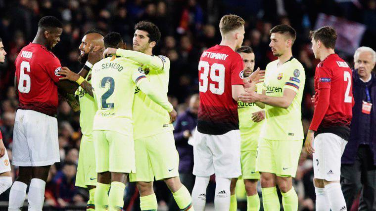 A Aleñá se le escapaba la risa: ¡Las posesiones del Barça casi le dejan sin jugar!