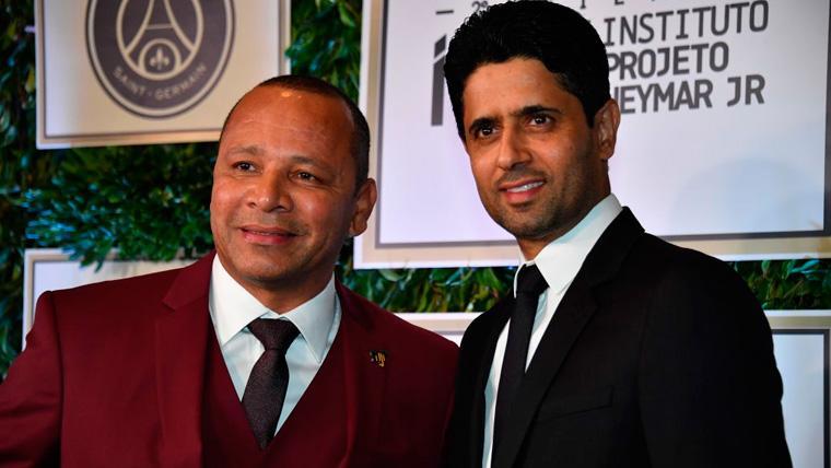 El padre de Neymar vuelve a hablar del futuro de su hijo en el PSG