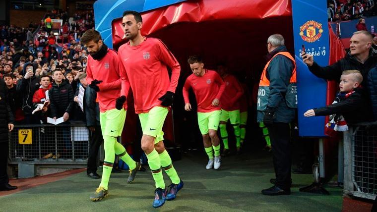 Busquets elige a sus herederos y el Barça toma nota de sus consejos