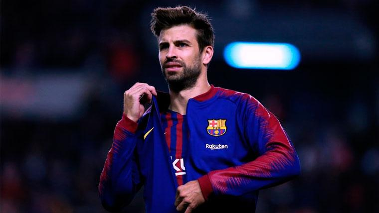 Piqué se sincera: Griezmann, los fichajes, el triplete, Messi, la sanción a Costa...