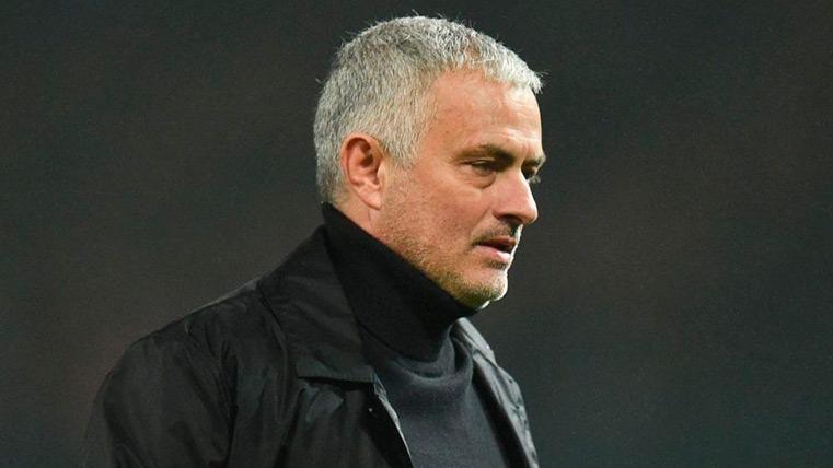 Las curiosas palabras de Mourinho para hablar del partido de Leo Messi contra el United