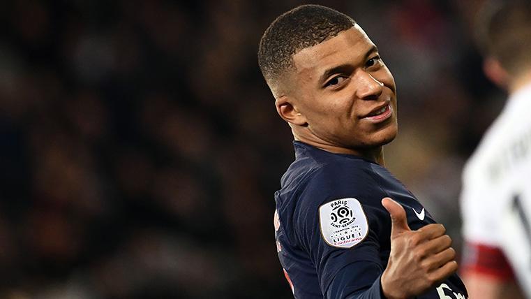 El nuevo acuerdo del PSG con Nike aleja todavía más a Mbappé del Real Madrid