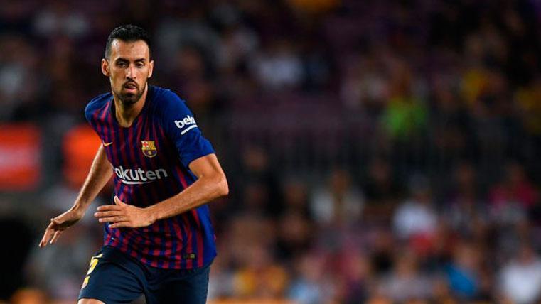 El recambio de Sergio Busquets como mediocentro del Barcelona