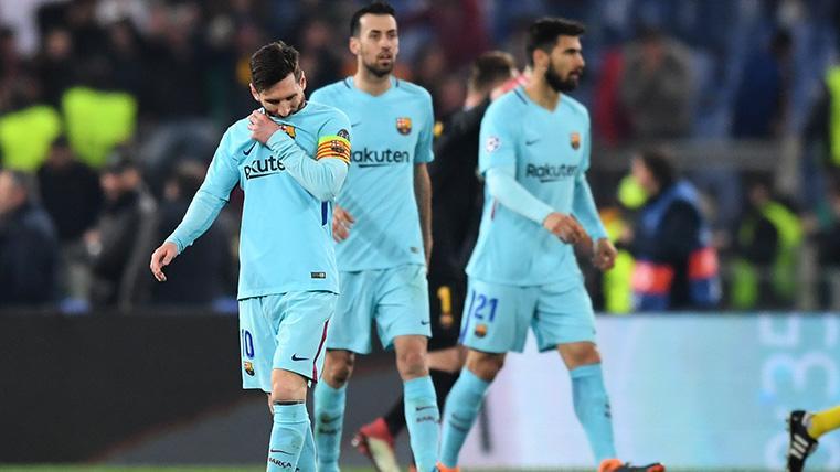 El Barça y Messi esperan romper la maldición de cuartos de Champions ...