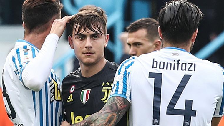 La Juventus de Turín perdió contra el SPAL en Serie A
