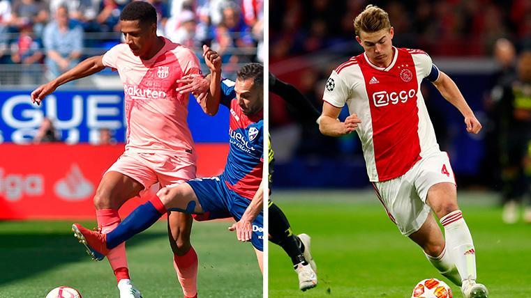 Todibo y De Ligt podrían compartir equipo la próxima temporada