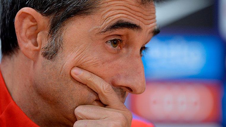 Valverde, con algunas dudas de cara a la Champions
