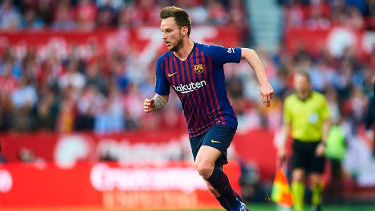Ivan Rakitic está en un nivel espectacular