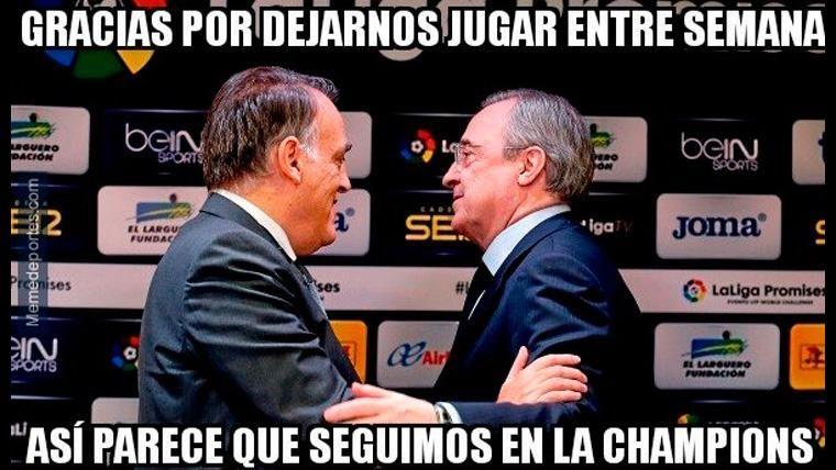 Estos son los mejores 'memes' del Leganés-Real Madrid