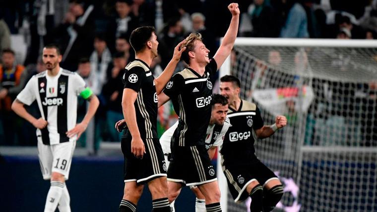 Pirlo se declara admirador de De Jong y lamenta que se le escapara a la Juventus