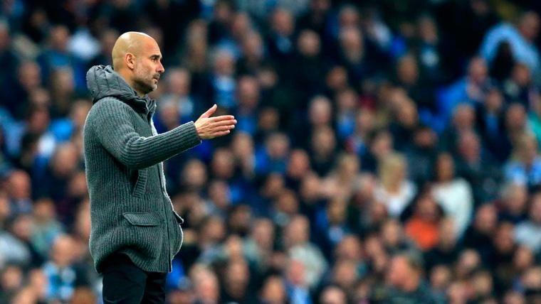 Guardiola insta al City a levantarse tras un golpe duro y acepta el cruel veredicto del VAR