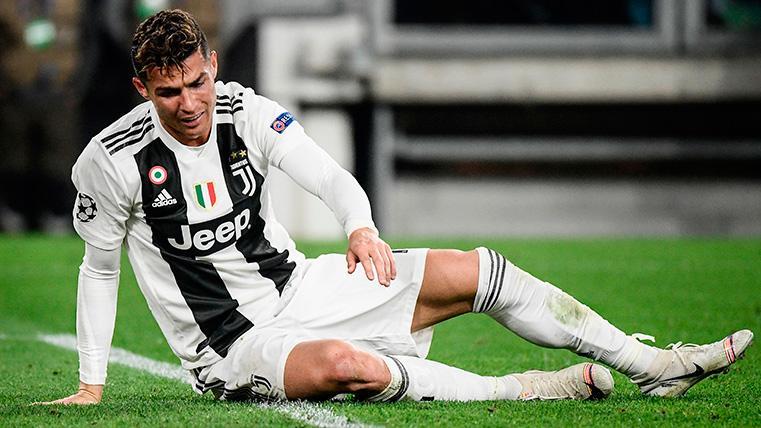 """El mensaje de Cristiano Ronaldo a su madre tras la eliminación: """"No puedo hacer milagros"""""""