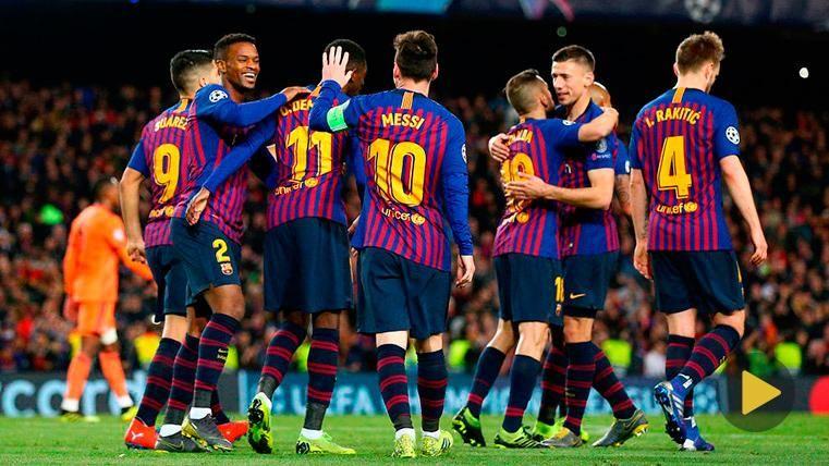 El Barça jugará contra el Vissel Kobe de Iniesta en pretemporada