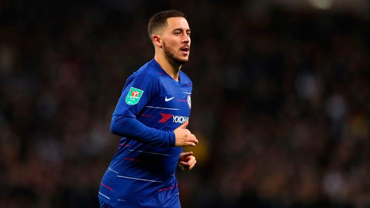 El Chelsea habría bajado el precio de Hazard y ya ha elegido a otro sustituto