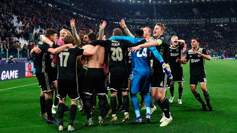 El Ajax 'clavó' su pronóstico sobre las 'semis' de Champions y ya sabría el ganador