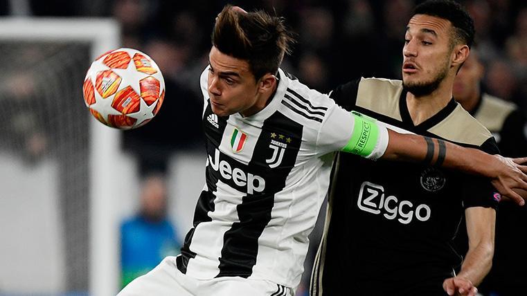 La Juventus se plantea vender a Dybala después del fracaso en Champions