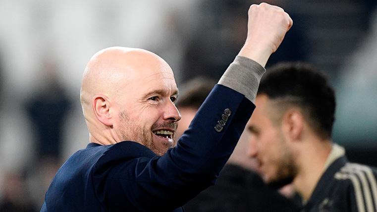 El Ajax busca renovar a Ten Hag, el arquitecto de la gran revelación de la Champions