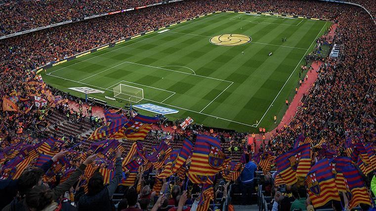 El Camp Nou da la cara: Cuatro partidos seguidos con más de 92.000 espectadores