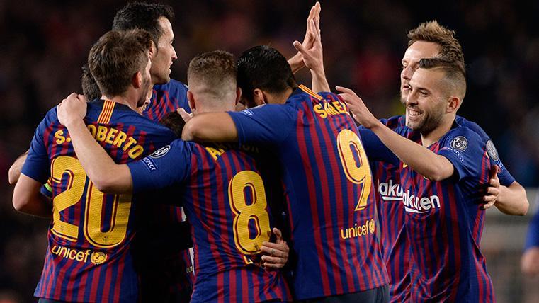 El Barça lo tiene claro: Hay que ganar la liga antes de la ida contra el Liverpool