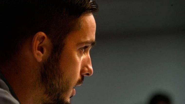 Pablo Sarabia puede marcharse del Sevilla
