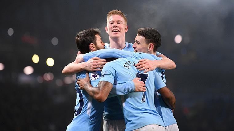 Aseguran que varios 'cracks' del Manchester City pedirían irse en verano