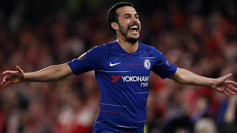 La advertencia de Pedro al Barça para la eliminatoria contra el Liverpool