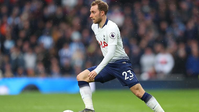 La deuda del Tottenham podría acercar a Eriksen al Real Madrid