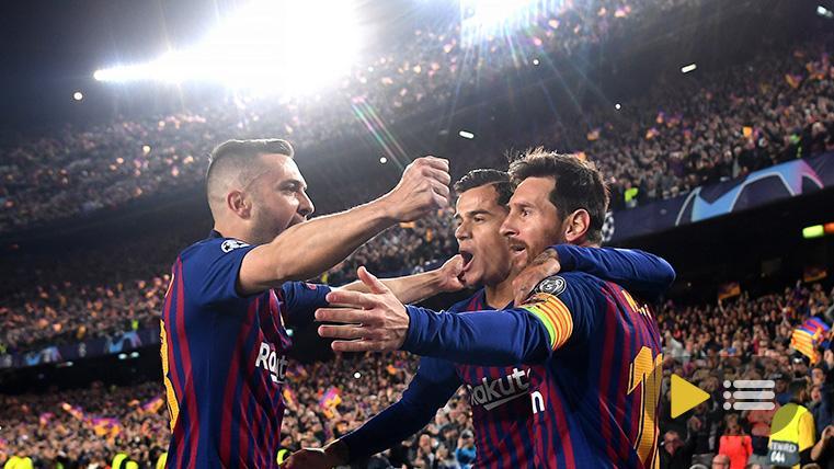 Vídeo resumen: FC Barcelona 2 Real Sociedad 1 (LaLiga J33)
