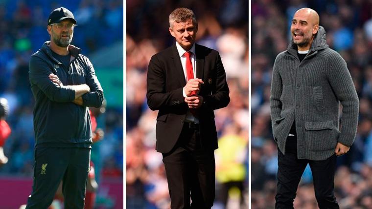 El Manchester United podría decidir la Premier para el City o para el Liverpool