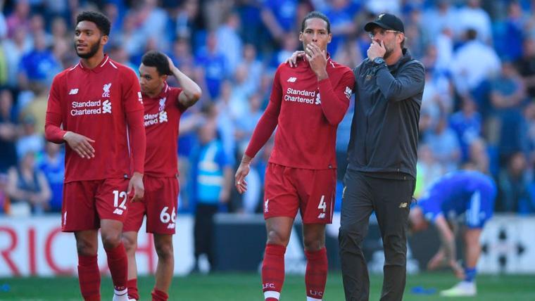 Klopp lanza una advertencia al Liverpool: Antes del Barça, toca Premier