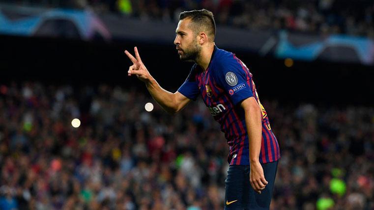 ¿Por qué Jordi Alba es uno de los jugadores más importantes del Barcelona?