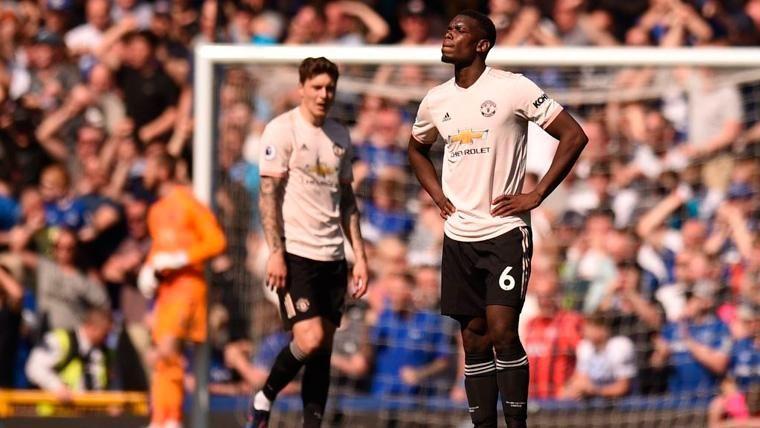 Una leyenda del United advierte a un Pogba al que ve distraído por el Madrid