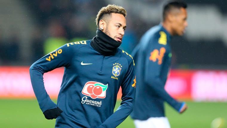 Tite valora los planes de Brasil con Neymar y Vinicius Jr para la Copa América