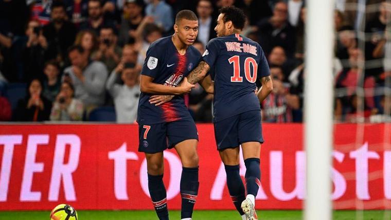 Una leyenda francesa asegura que Mbappé es la estrella del PSG por encima de Neymar