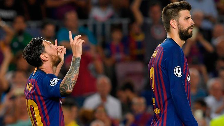 La Bota de Oro de Messi, objetivo del Barça aunque gane la liga esta semana