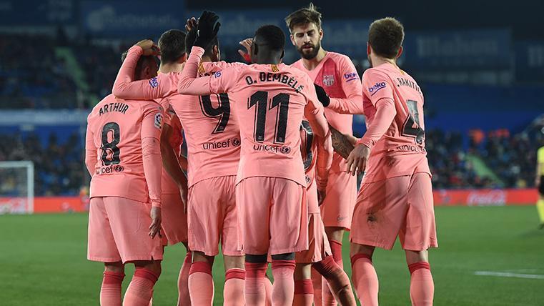 El Barça deja casi sentenciada LaLiga en Vitoria, donde cantó el alirón hace 20 años