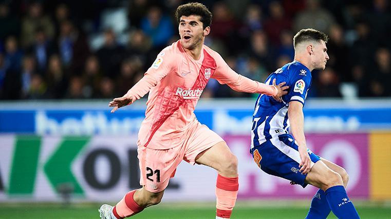 """Aleñá ya ve al Barça campeón: """"Nos hemos merecido la Liga. Hemos sido los mejores"""""""