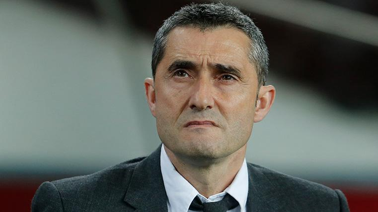 """Valverde, muy feliz por los tres puntos contra el Alavés: """"La victoria tiene un valor increíble"""""""