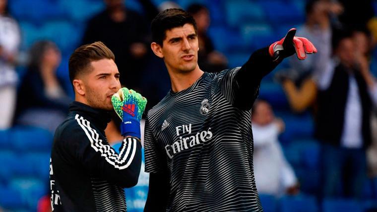 El verano 2019 podría dejar sorpresas en la portería del Real Madrid