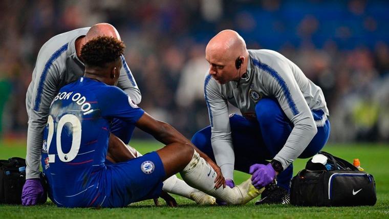 La lesión de la promesa del Chelsea frena el interés del Barça y el resto de grandes