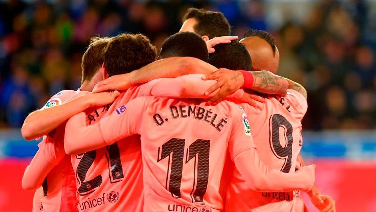 Sergio Busquets reveló el deseo del Barça: LaLiga la prefieren en el Camp Nou