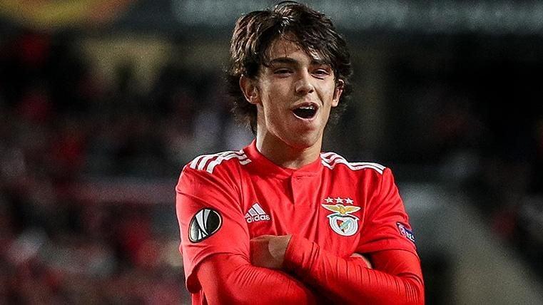 """El presidente del Benfica, inflexible: """"No vamos a vender a Joao Félix"""""""