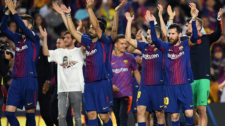 El aplastante dominio del Barça en España desde que llegó Cruyff al banquillo