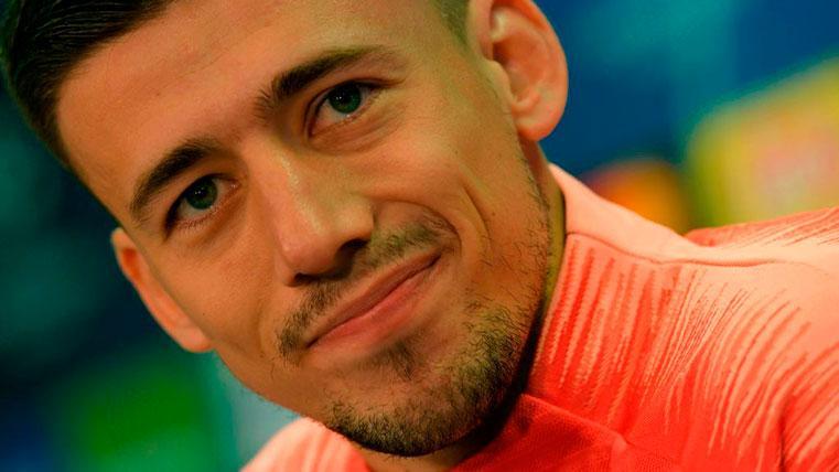 Lenglet lo cuenta todo: desde su rechazo a la Juventus hasta su sintonía con Piqué