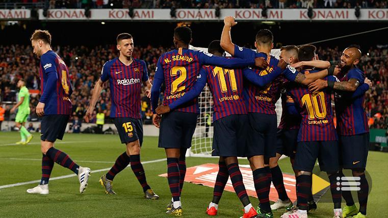 Vídeo resumen: FC Barcelona 1 Levante 0 (LaLiga J35)